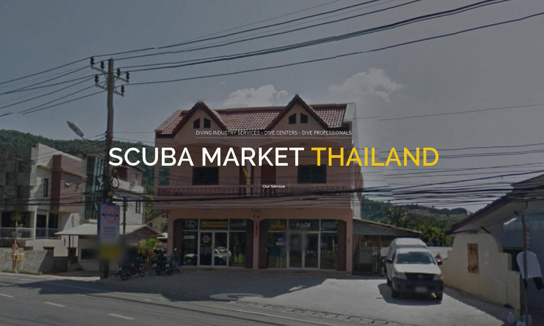 scuba market