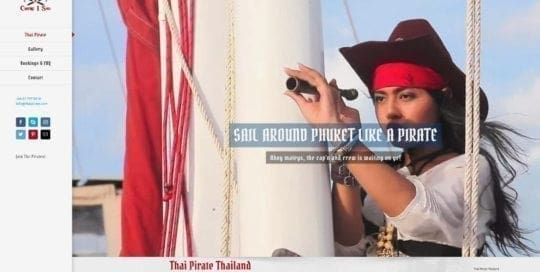 thai pirates