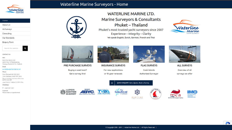 waterline marine phuket boat surveys