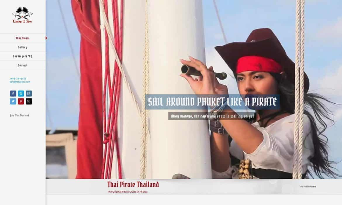 Thai Pirate